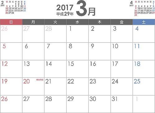 2017年3月に投稿した記事まとめ!