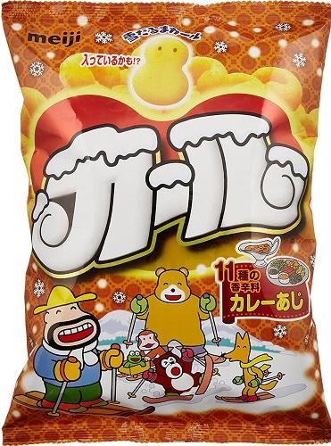 カールが東日本で販売中止で売り切れ続出!? 生産終了のカレー味が大人気で高騰?