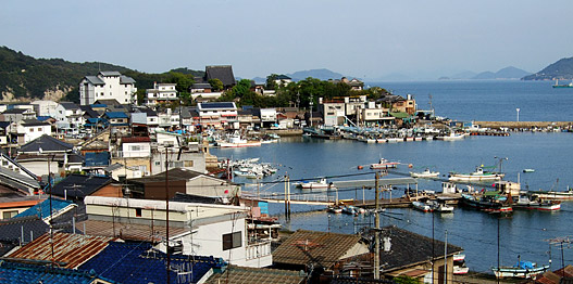 鞆の浦(広島県福山市)
