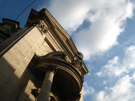 サンタンドレア・アル・クイリナーレ教会
