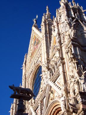2007年12月 シエナの大聖堂