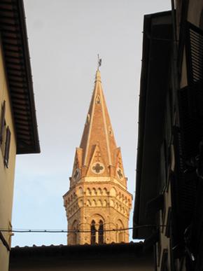 2007年12月 フィレンツェ
