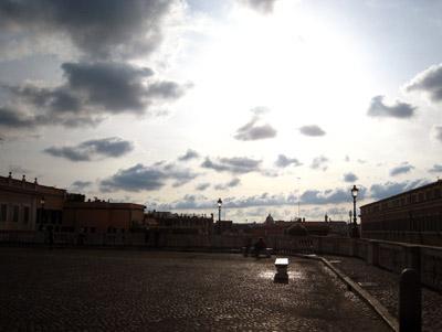 2008年5月 ローマの風景〜クイリナーレの丘