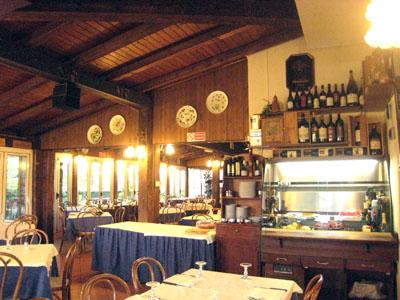 Vecchia Trattoria di Monte Adone(BOLOGNA)