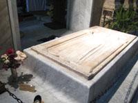 サンタ・マリア・ソープラ・ミネルヴァ教会〜フラ・ベアート・アンジェリコの廟墓