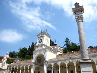 Udine リベルタ広場
