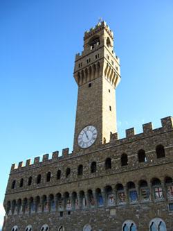 フィレンツェ・ヴェッキオ宮殿