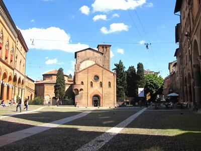 ボローニャ サント・ステファノ教会