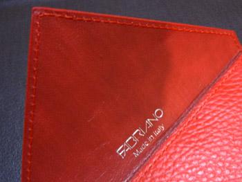 FABRIANOのカードケース