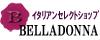 イタリアンジュエリーとイタリア雑貨のオンラインショップ イタリアンセレクトショップBELLADONNA