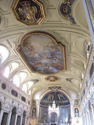 サンタ・チェチリア・イン・トラステヴェレ教会