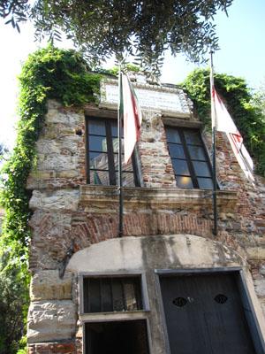ジェノヴァ・コロンブスの生家