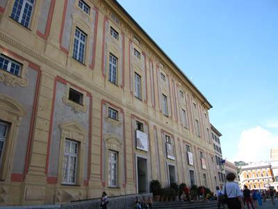 ジェノヴァ・ドゥカーレ宮殿