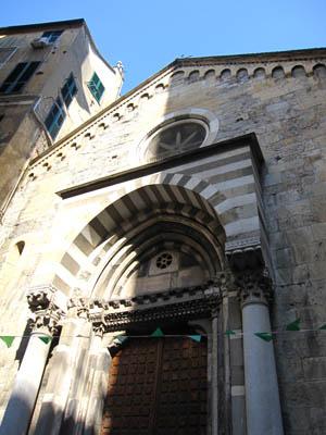 ジェノヴァ・サン・ドナート教会
