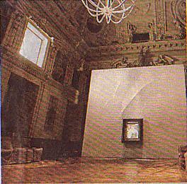 【鏡の前の女】ティツィアーノ・ヴェチェッリオ