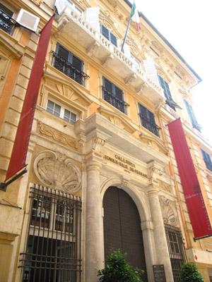 ジェノヴァ ビアンコ宮殿
