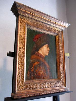 ジェノヴァ Palazzo Rosso、赤の宮殿