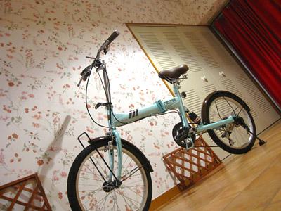 La nuova bicicletta