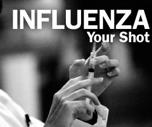 迫りくるインフルエンザの脅威