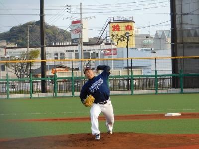 近藤宜投手