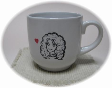 伯爵マグカップ1