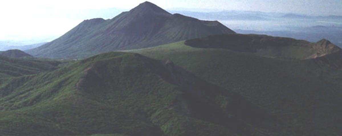高千穂峰パノラマ