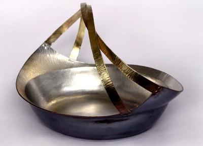 つる鍋 変形小判