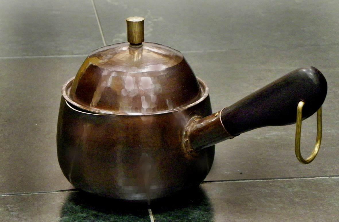 片手鍋銅蓋3687