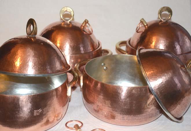 酢重鍋大4個