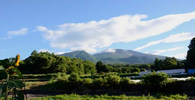 2015.7.14.浅間山
