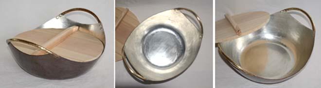 4403変形丸両手鍋