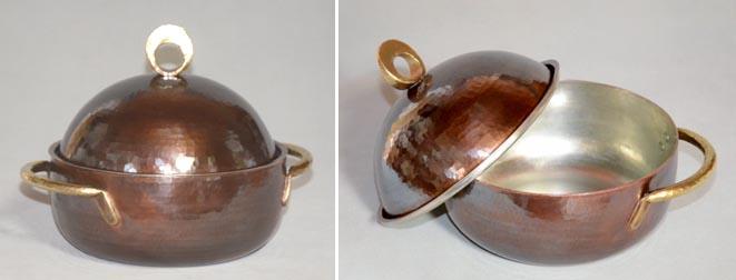 4451両手鍋銅蓋基本形