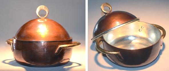 4500両手鍋基本形30