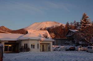 雪の翌朝2