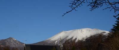 2016.11.30.浅間山