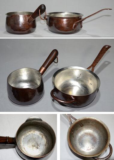 金子滋/片手鍋修理