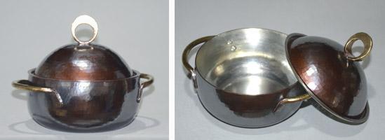 4734両手鍋銅蓋基本形