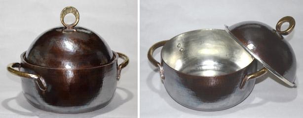 4735両手鍋銅蓋基本形