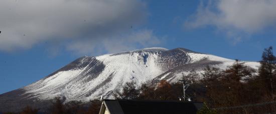 2017.11.21浅間山