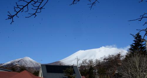 180113浅間山
