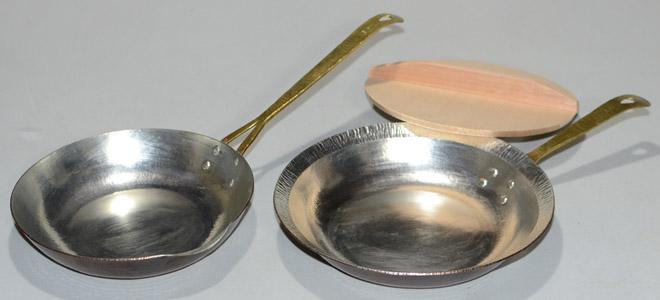 フライパン2種