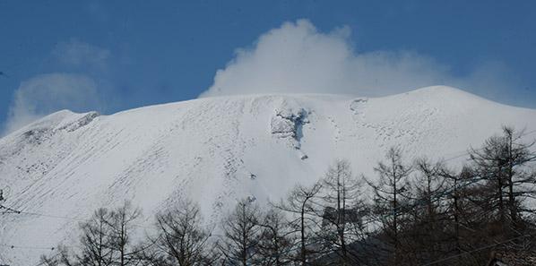 20200129浅間山