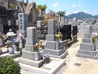 龍仙寺墓地