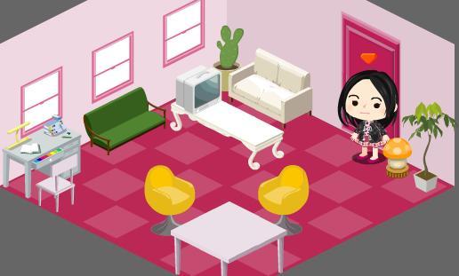 ピグお部屋0226