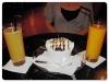 Friss narancslé & Ananász & Somlói Galuska