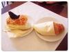 croissant merunka 40 & Lesné plody s jogurt