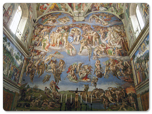 システィーナ礼拝堂の画像 p1_35