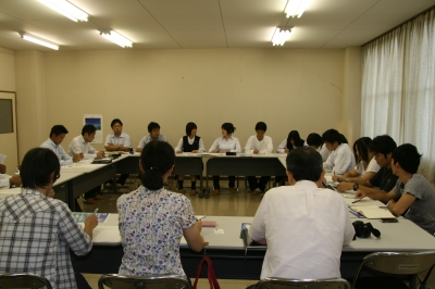徳島VT第一回会議