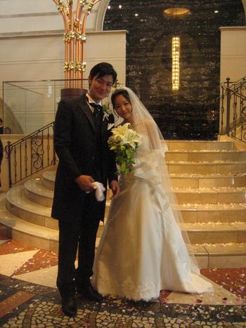 ウェディングドレス メタモールフォーゼの花嫁