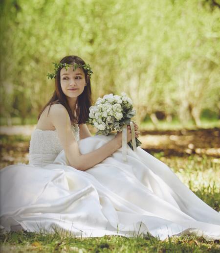 ウェディングドレス イメージ